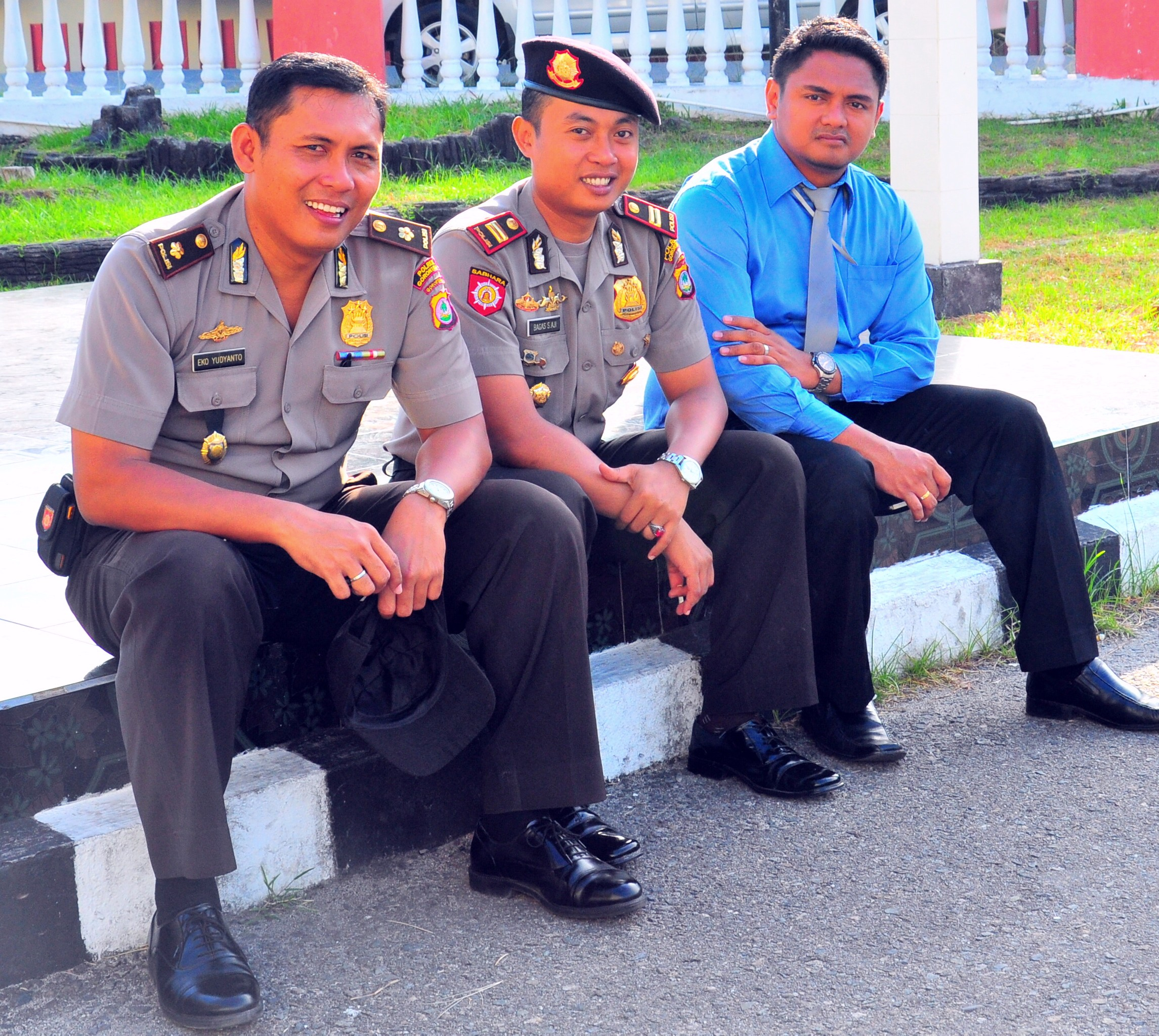 Sektor Kota Utara Res Gorontalo Kantor Kepolisian